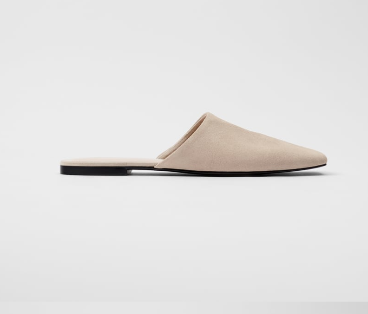 Zapatos primavera - Zara