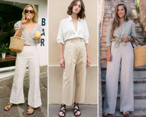 4 outfits de verano que nunca fallan