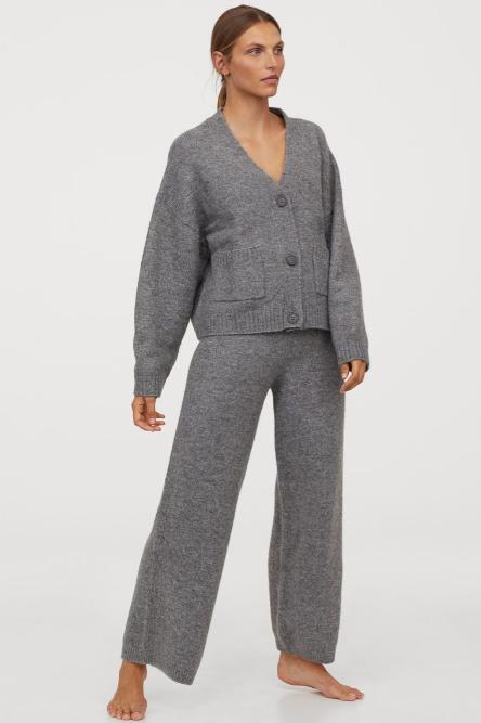 H&M presenta la ropa más cómoda para estar en casa