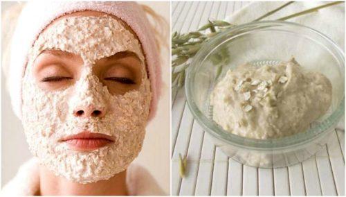 4 mascarillas faciales que puedes hacer fácilmente en casa