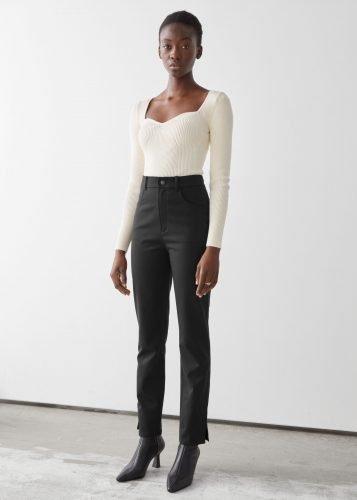 Los 6 outfits de Rachel Green en Friends que puedes llevar este invierno - 19