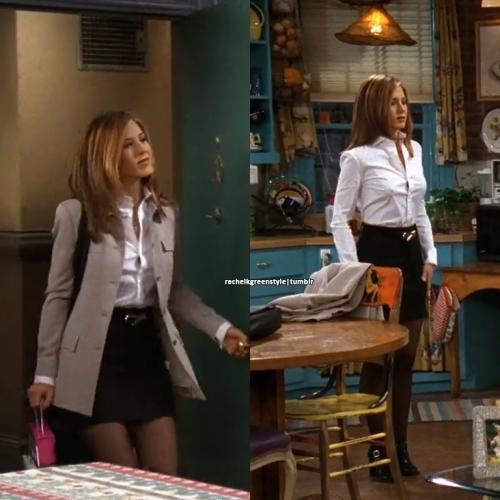 Los 6 outfits de Rachel Green en Friends que puedes llevar este invierno - 17