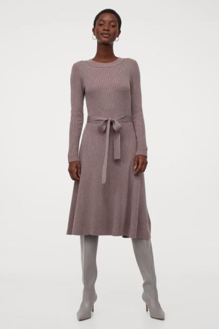 8 vestidos de invierno que puedes comprar ahora y llevar estas navidades 3