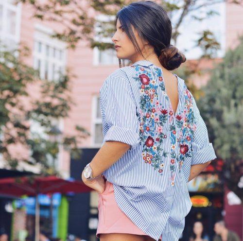 5 formas de combinar la camisa como una influencer 3