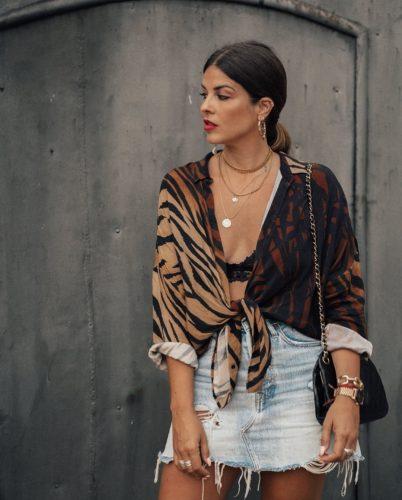 5 formas de combinar la camisa como una influencer 2