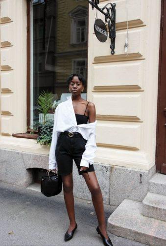 5 formas de combinar la camisa como una influencer