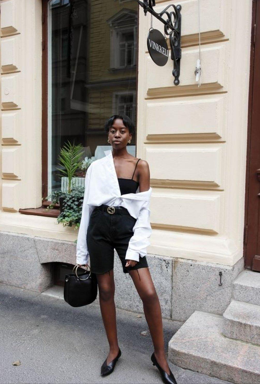 5 formas de combinar una camisa como una influencer