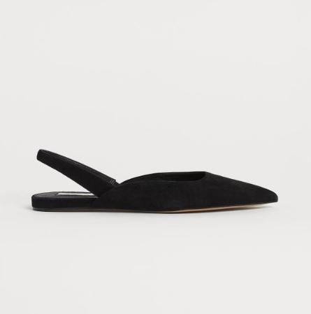 Zapatos primavera - H&M