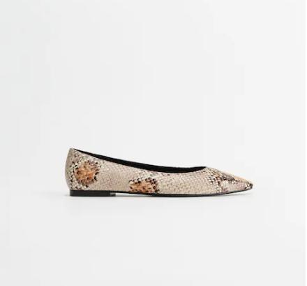 Zapatos primavera - Mango