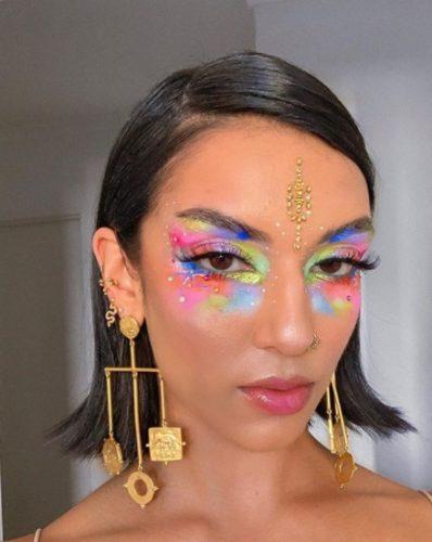 Las 4 tendencias de maquillaje que potencian tu mirada