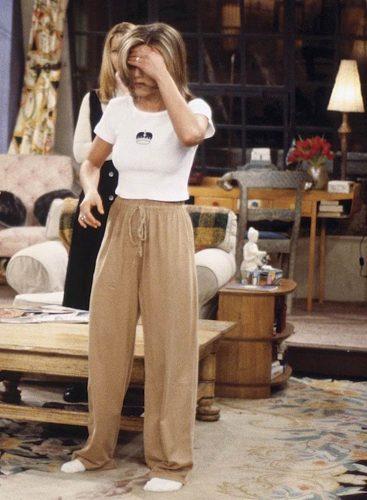 Los 6 outfits de Rachel Green en Friends que puedes llevar este invierno - 6