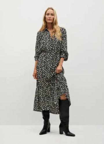 8 vestidos de invierno que puedes comprar ahora y llevar estas navidades 4