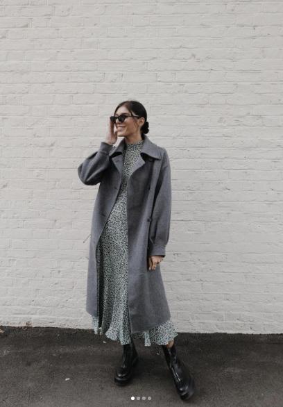 8 vestidos de invierno que puedes comprar ahora y llevar estas navidades