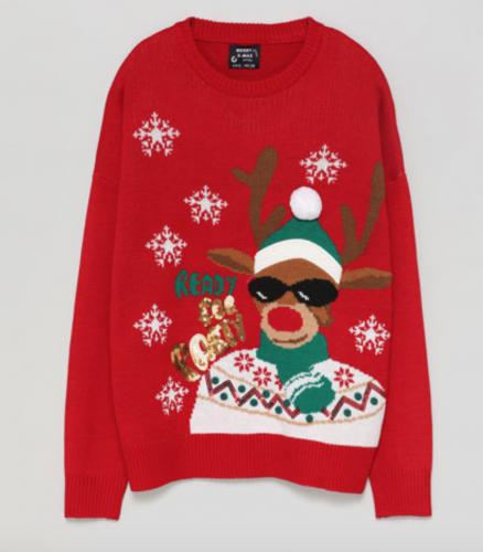 Los jerséis navideños que necesitas tener en estas fiestas foto 9