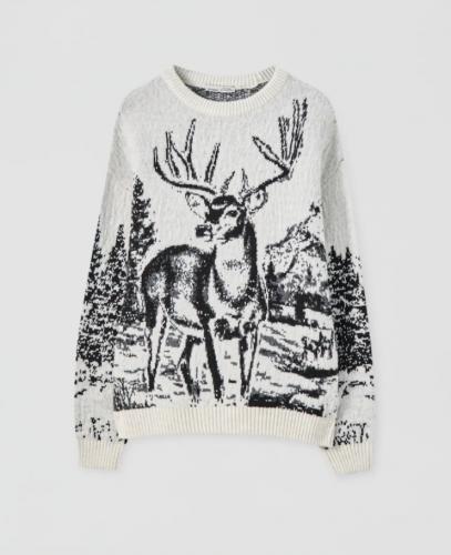 Los jerséis navideños que necesitas tener en estas fiestas foto 13