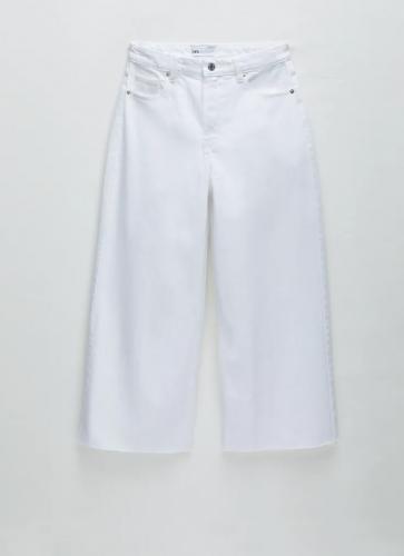Cómo llevar pantalones blancos en invierno 7