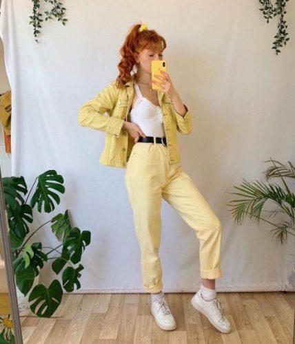 Outfits monocromáticos: guía de estilo para no fallar 12