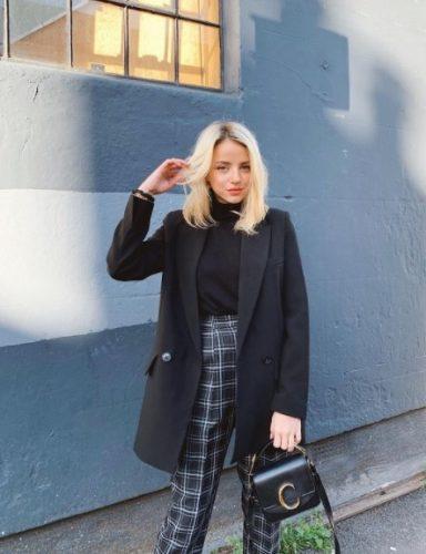 Outfits monocromáticos: guía de estilo para no fallar