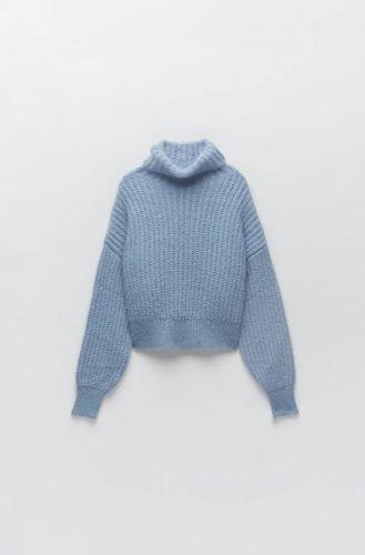 Cómo combinar jerséis de cuello alto como las influencers foto13