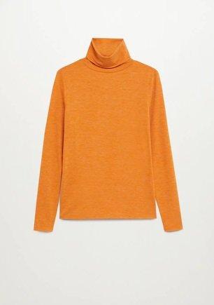 Cómo combinar jerséis de cuello alto como las influencers foto10