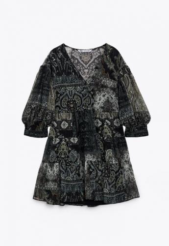 5 prendas que necesitas tener en tu armario esta primavera vestido zara