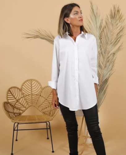 5 formas de combinar la camisa como una influencer 7