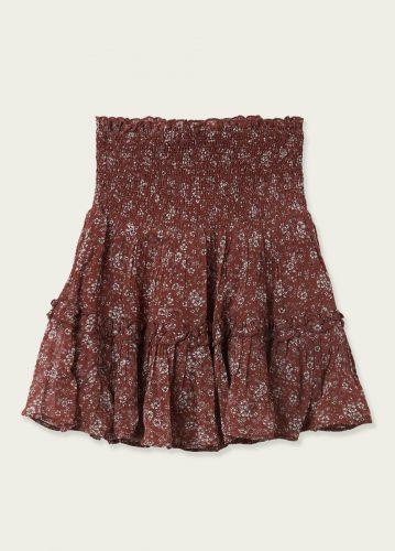 5 prendas que necesitas tener en tu armario esta primavera falda brownie