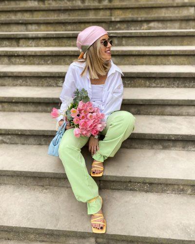 30 looks para abril para vestir como las influencers