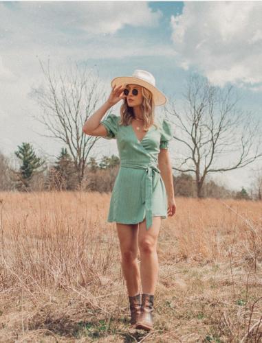 Qué vestido te sienta mejor según tu tipo de cuerpo