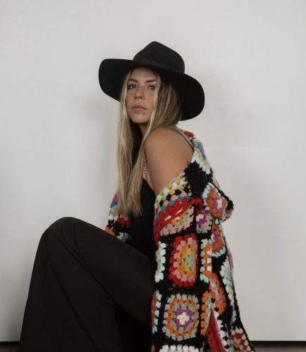 Cómo combinar el crochet como una profesional de la moda