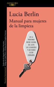 Libros escritos por mujeres que tienes que leer manual para mujeres de la limpieza